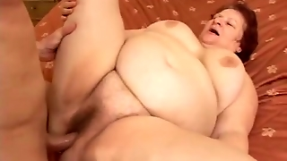 Fat And Ugly Fucked In The Ass