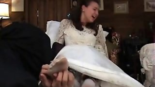 Ticklish Bride