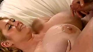 Samantha Is A Chubby Milf With Huge Naturals