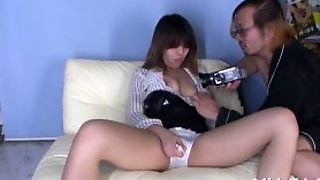 Slutty Japanese Devours Cocks