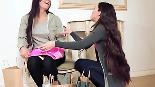 Babes - Teen Gets A Quick Lesson From Her Stepmom