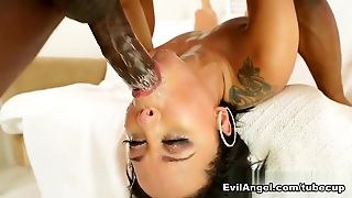 Pornstars, Sexy Brunette, Interracial Natural, Big Mouth, Dick Between Tits, Too Big For The Pussy, Dickinpussy, Some Big Tits