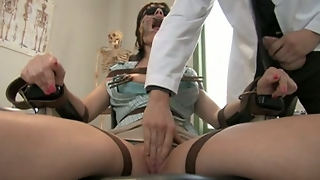 Hardcore Medical Fetish With Bdsm Twist