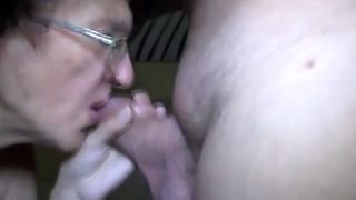 Old, Granny, Blowjob, Oral, Amateur, Blow Job, Mature, Homemade, Real