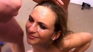 Cute German Teens In Wild Groupsex