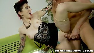 Bad Principal! Burningangel Video