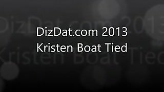 Boat Tied