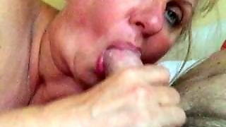 Amateur Sucking
