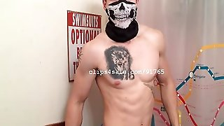 Muscle Fetish - Aaron Flexing Movie One