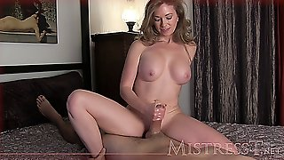 Mistress T Buckets Of Cum