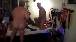 Adult Toys, Amateur, Fetish, Cuckold, 3Some, Toys, Cum, Granny, Threesome, Kink, Gilf
