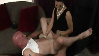 Transsexual Babysitters #13