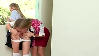 Teacher Seduces Teen - Tanya Tate And Staci Silverstone