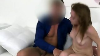 Teen In Casting Talked Into Sex