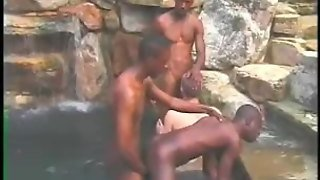 Interracial Couples Fucking In Public