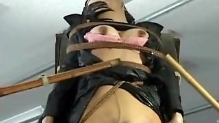 Bound Fetish Asian Humiliated
