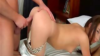Perfect Teen Babe Anal Fucked