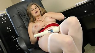 Allison Is Really Horny For Stepbro S Big Dick