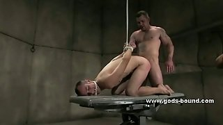 Tied Up Man Extreme Bdsm Scenes