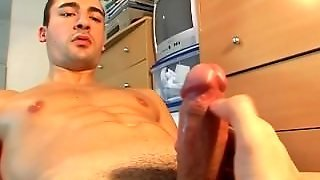 French Soccer Player In His 1Srt Time Porn Video, Get Wanked His Huge Cock