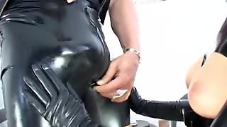 Latex Pussy Pump And More..