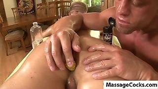 Hard Relaxation For Hot Body Builders