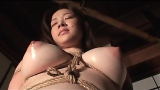 Japanese Tits In Rope Bondage Are Sexy
