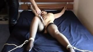 More Bondage Tickling From Germany