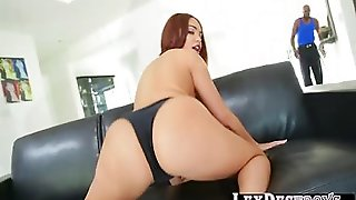 Tattooed And Latina Selena Santana Auditions And Gets Fucked