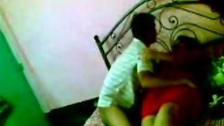 Lusty Bangladeshi Couple Sextape