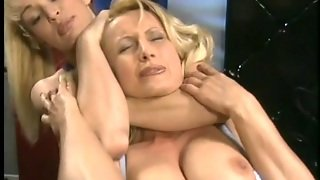Tanya Danielle And Zora Banx Have Wild Lesbian Sex In The Gym