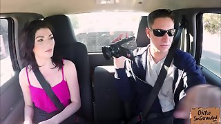 Bubbly Jessica Rex Gags On Some Monster Cock