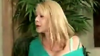 Horny Blonde Mother In Law