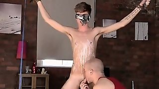 Gay, Shaving, Bdsm Shaving, Twinks Blowjob, Bds M, Head Blowjob, Blowjob Fetish, Fetishbdsm, Shaving His Head, Gay Bdsm Fetish