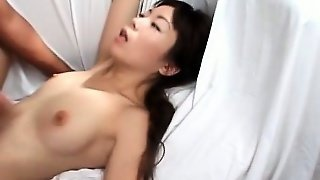 Awesome And Skinny Asian College Girl Part6