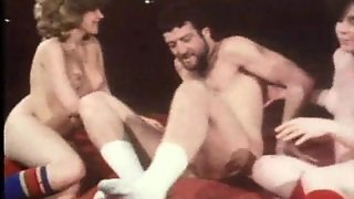 Classic American Threesome From 1973