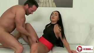 Molly Jane Takes Cock