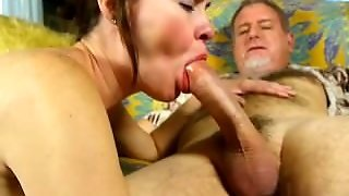 Super Sexy Slim Old Spunker Is Such A Hot Fuck And Loves Facials