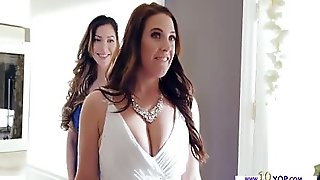 Angela White Fuck In Standing Position