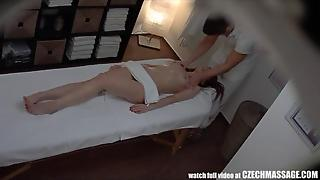 Teen On Massage