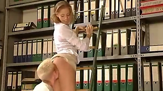 Sex In Library