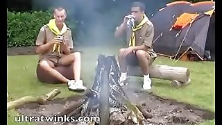 Camping Twinks