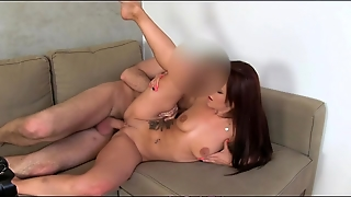 Interview, Doggystle, Orgasm, Couch, Tattoo, Spooning, Lovecreampie Com, Oral, Big Boobs, Shaved Cunt, Seeding