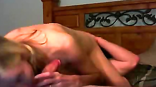 Oral Sex With A Blonde