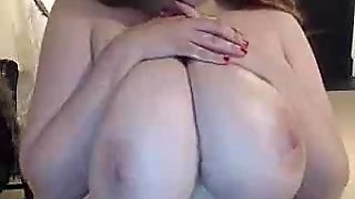 Girl With Very Nice Huge Tits. Live On 720Cams.com