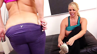 3Some With Karen Fisher And Samantha Anderson