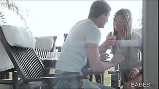 Gina Gerson And Lover Fuck Passionately
