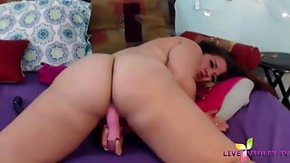 Curvy Cougar Kayla With Booty Ass