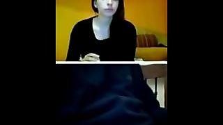More German Girls On Chatroulette German