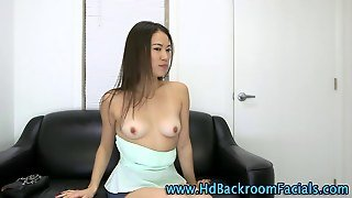 Asian Amateur Topless